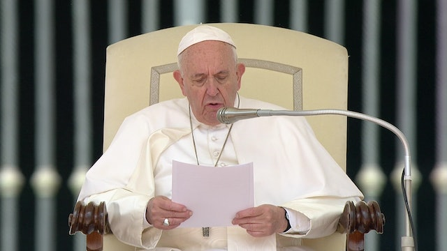 Pope begins a new catechetical series on the Acts of the Apostles