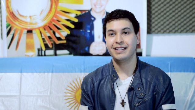 Nico Fernández, Argentinian singer-songwriter to sing WYD anthem in Panama