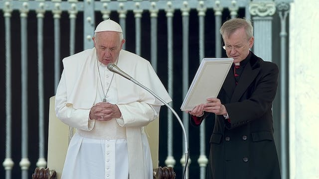Pope Francis remembers a missionary k...