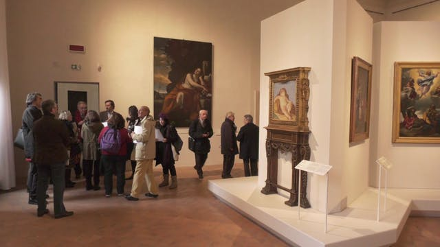 Caravaggio masterpieces on display in...