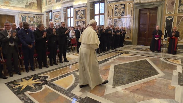 Pope Francis to Vatican Postal Servic...