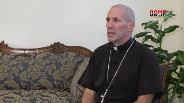 Archbishop Byrnes offers advice on Fa...