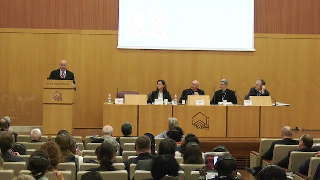 Vatican hosts conference on palliativ...