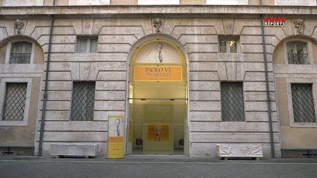 Exhibition in Rome compiles artistic ...