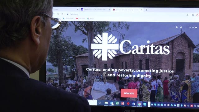 Caritas Internationalis: Our service ...