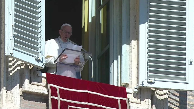 Pope in Angelus: we must combat sexual abuses to the very end