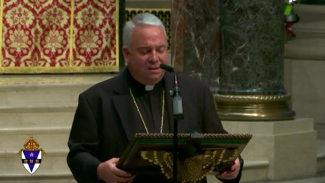 Archbishop of Philadelphia thanks for...