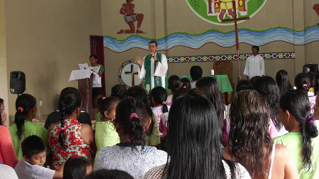 """""""The Amazon has a different way to live the Church, while keeping the faith"""""""