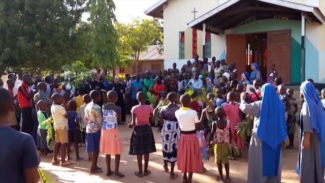 Twenty-nine missionaries around the w...