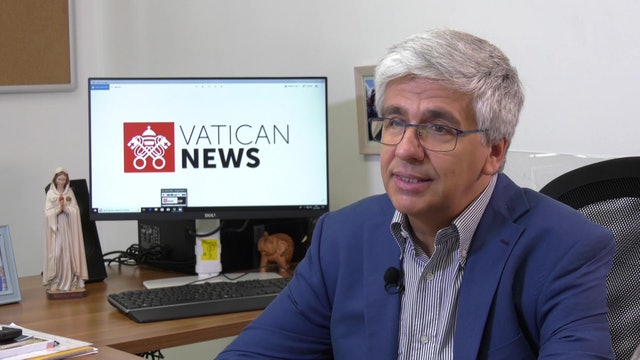 Andrea Tornielli shares upcoming goals for Vatican's Dicastery for Communication