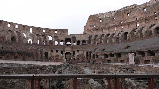 Christian martyrs never documented to have taken place in the Colosseum