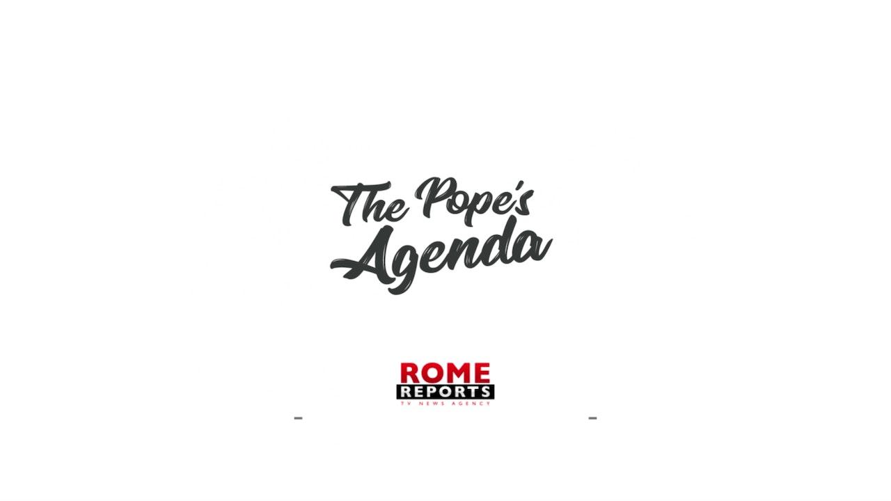 The pope's Agenda