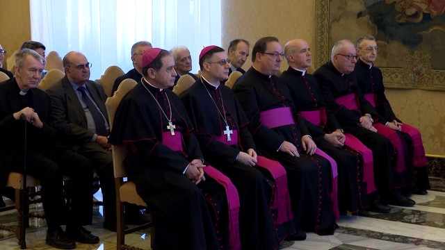 Pope: Dictatorships begin from a lack of law. In the Church this cannot happen