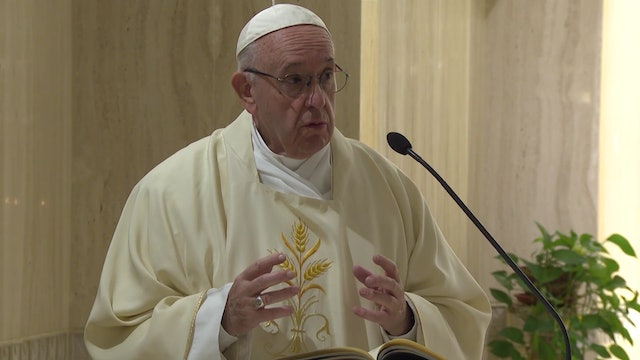 Pope Francis: At Christmas, we run the risk of forgetting the Lord