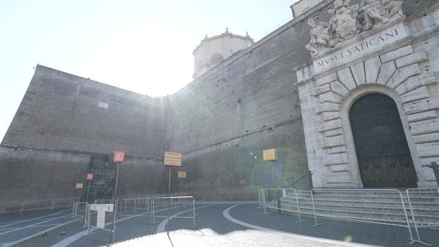 Vatican Museums to re-open June 1
