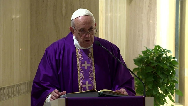 During homily at Santa Marta, pope speaks of two lukewarm Christian attitudes