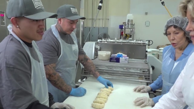 """""""Homeboy Industries,"""" company founded by Jesuit to bring hope to gang members"""