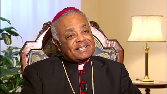 Pope Francis names Wilton Gregory new Archbishop of Washington D.C.