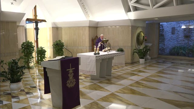 Pope asks to pray for those who take ...