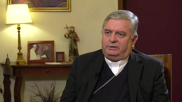 Msgr. José Rodríguez Carballo: Heralds will come out of this situation stronger