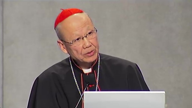 Chinese Cardinal John Tong Hon turns 80, can't vote in potential conclave