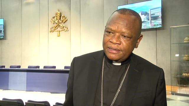 Cardenal de RDC: La Iglesia corre pel...