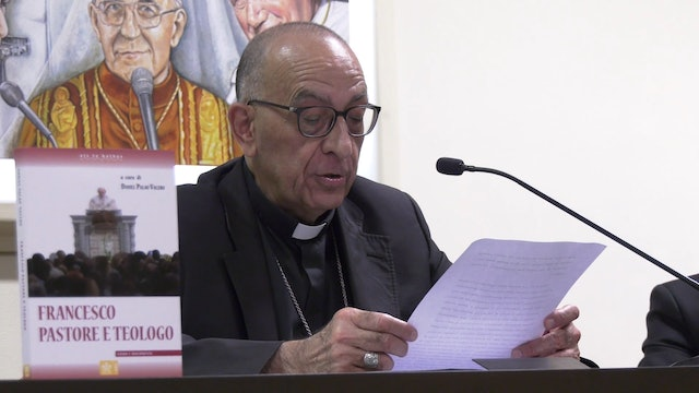 New book explains why Pope Francis is both theologian and pastor