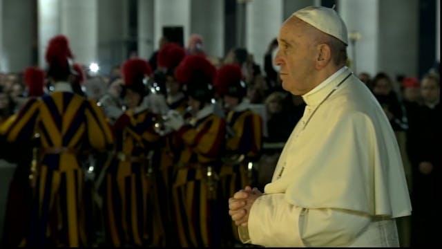 Papa concluirá el año con una oración...