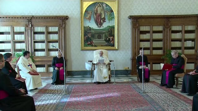 Pope Francis asks for liberation of M...