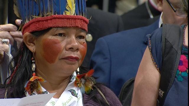 Vaticano aprueba la creación de una Conferencia Eclesial de la Amazonia