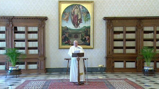 Papa Francisco explica en el Regina C...