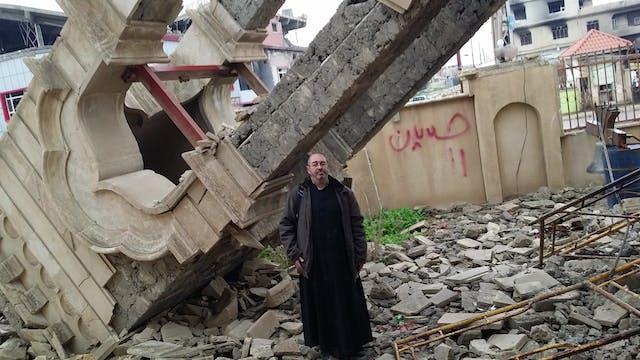 """""""Los cristianos perseguidos en Irak n..."""