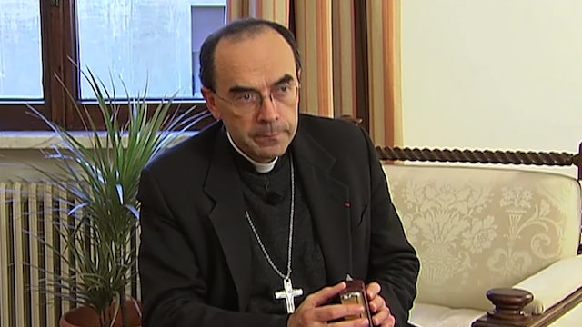 Pope does not accept Card. Barbarin's resignation, but he withdraws temporarily