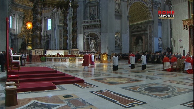 """Vatican decree """"in time of Covid-19"""" explains changes to Holy Week celebrations"""