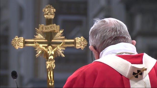 Papa celebra mañana Misa de Pentecost...