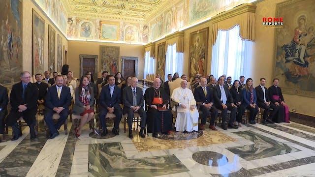 Francisco a jóvenes latinoamericanos:...