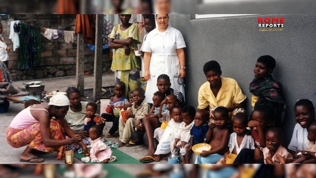 Six nuns who died during Ebola outbre...