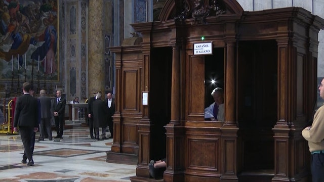 Vatican insists: No law can violate the seal of confession