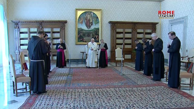 Pope Francis warns of groups advocati...