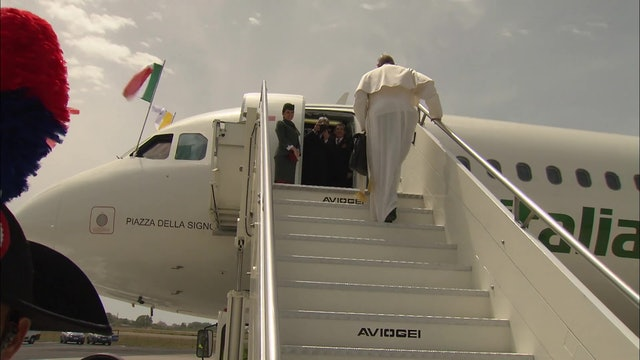 Pope Francis prepares for trip  to Iraq
