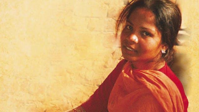 Asia Bibi está a salvo en Canadá