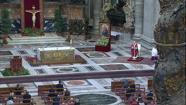 The World seen from the Vatican 07-01...