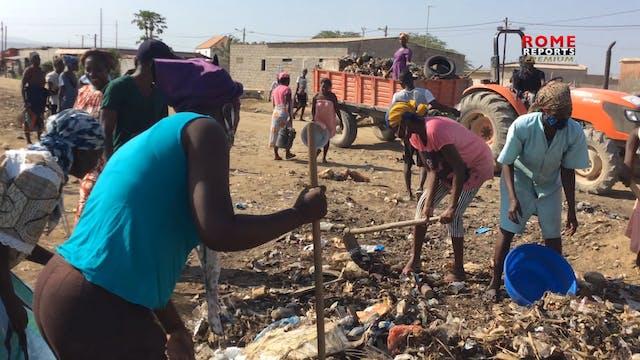 Misionera en Angola: Nadie termina su...
