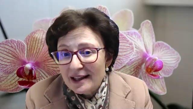 Mujer al frente de la Comisión Bíblic...