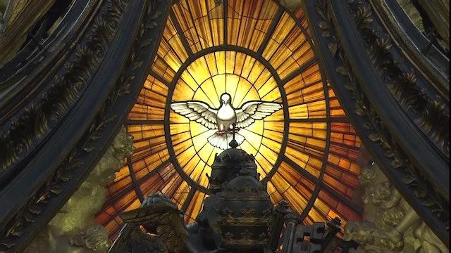 Francisco celebra Pentecostés con dos misas multitudinarias
