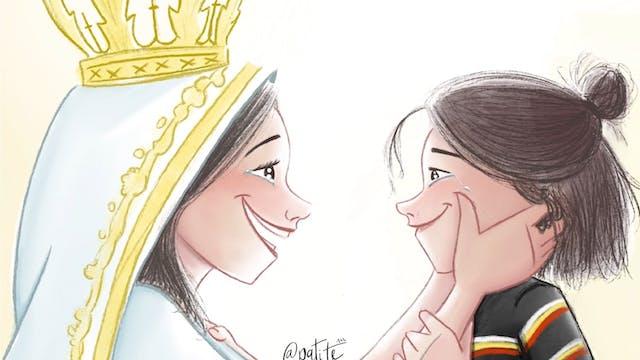 Ilustradores llevan el arte religioso...