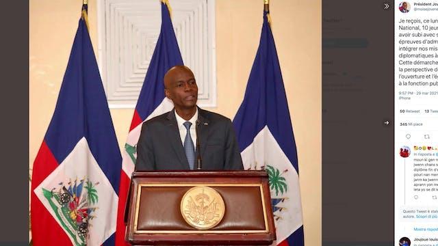 Haití: el país con inestabilidad crón...