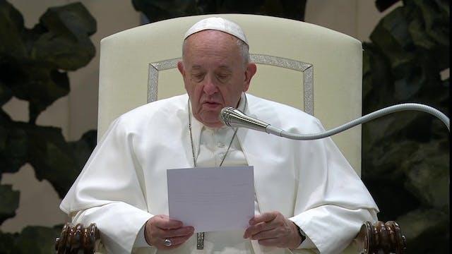 Francisco pide oraciones por Australi...