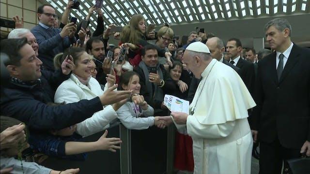 Papa Francisco: Dios es un padre tier...