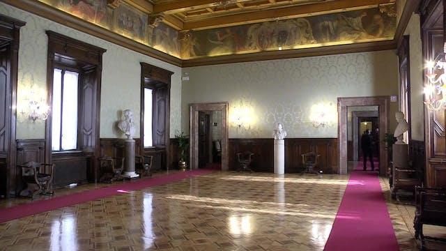 Palacio de los Médici en Roma cuenta ...